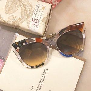 Gorgeous rare Fendi sunglasses